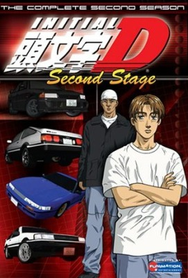 Initial D Second Stage 01